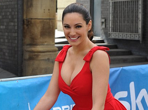 Kelly Brook Finishes Her Engagement to David McIntosh