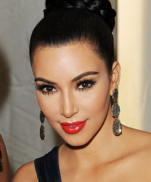 Kim Kardashain Hot Look