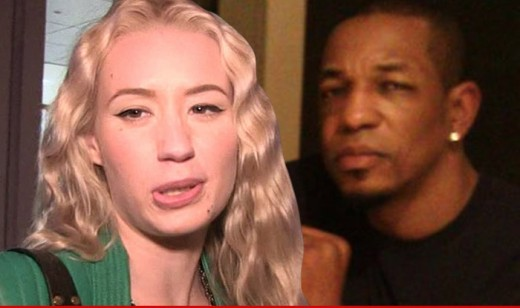 Husband Files for Divorce & Iggy Denies Marriage
