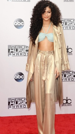 Best Dressed Taylor Swift & Selena Gomez Rocks the Red Carpet 2014 AMA
