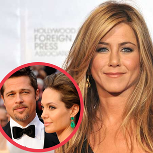 Jennifer Aniston Forgives Brad Pitt & Angelina Jolie For Cheating
