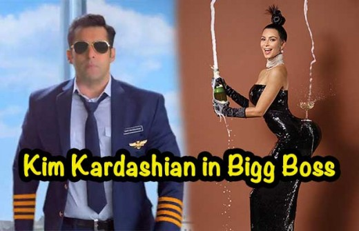 Kim Kardashian Appears in 8th Session of Bigg Boss