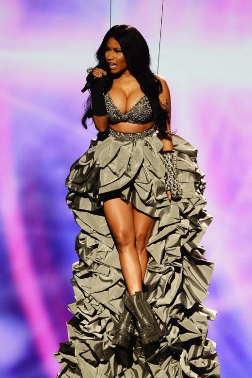 Nicki Minaj MTV EMAs 2014 Pics