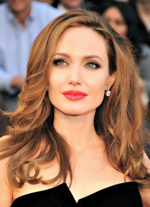 Angelina Jolie Film Unbroken helps to decrease Violence