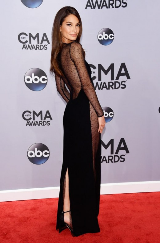 Cma awards 2014 best dressed celebrities fashion style trends 2015
