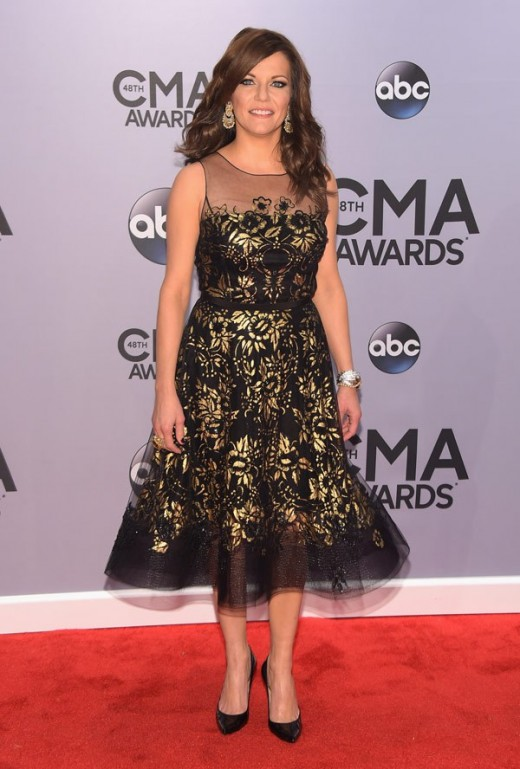 CMA Awards 2014 Best Dressed Celebrities