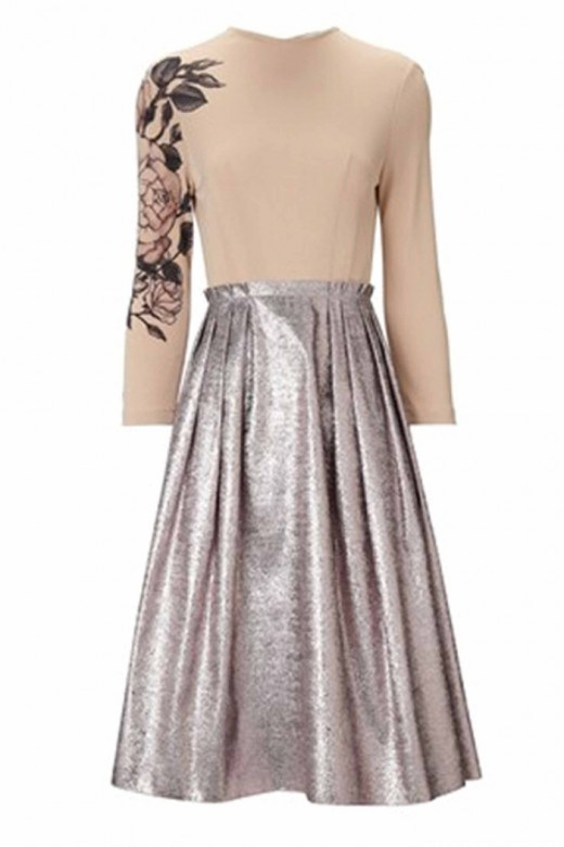 Christmas women dresses collection 2015 for dinner parties fashion