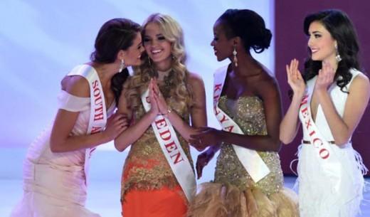 Rolene Strauss Miss World 2014 Pics