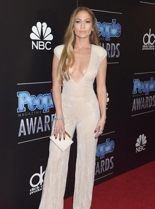 Jennifer Lopez At 2014 PEOPLE Magazine Awards