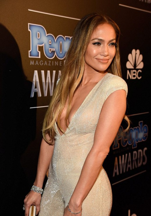 Jennifer Lopez's At 2014 PEOPLE Magazine Awards Hot Pictures