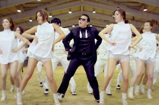 Psy's 'Gangnam Style' finally broke YouTube