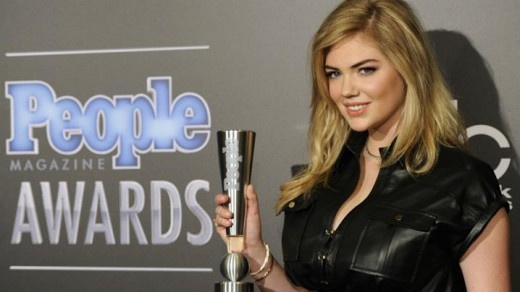 Kate Upton Sexiest Woman Alive 2014 by 'People' Magazine'q