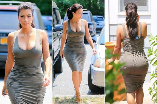 Kim Kardashian Hot Body Pictures