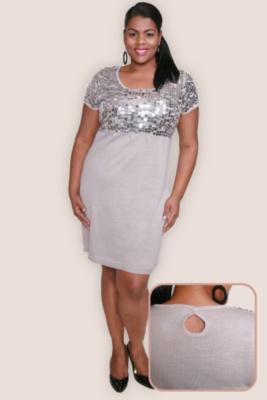 Plus Size Christmas Party Dresses - Ocodea.com