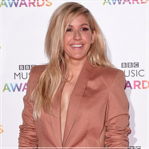 Ellie Goulding wins the prize for worst dressed at BBC Music Awards 2014