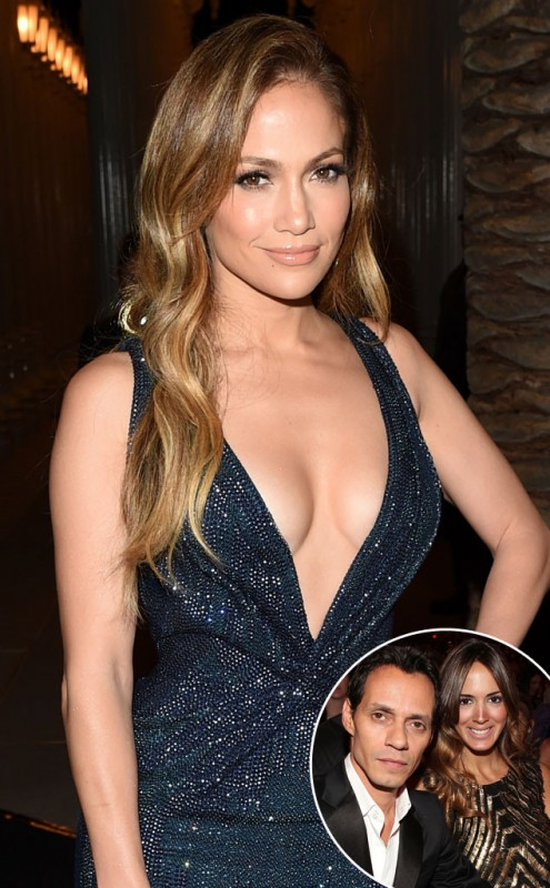 JLO Happy on Ex Marc Anthony Engagement to Shannon De Lima