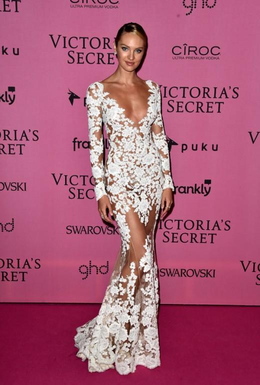 Victoria's Secret Fashion Show 2014 Hot Models Pictures