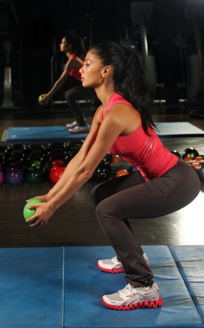 Nicole Scherzinger Workout