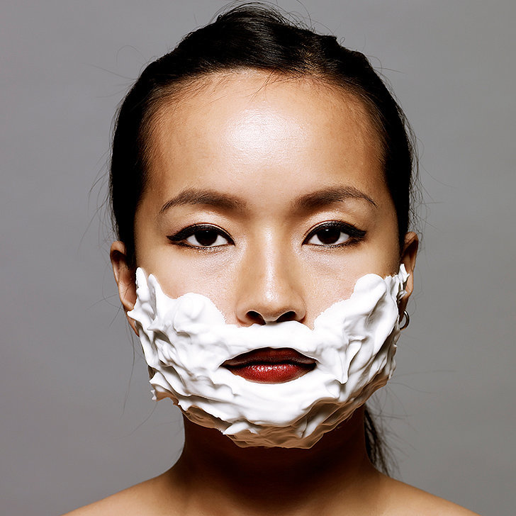 Confession: I'm a Woman and I Shave My Face