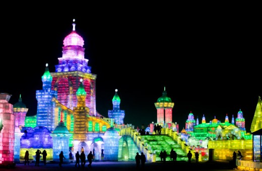 31st Annual Chinese Ice Festival 2015