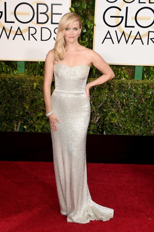 reese witherspoon golden globes 2015 hot pictures
