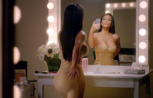 Watch Kim Kardashian Mock Herself in T-Mobile Super Bowl Commercial