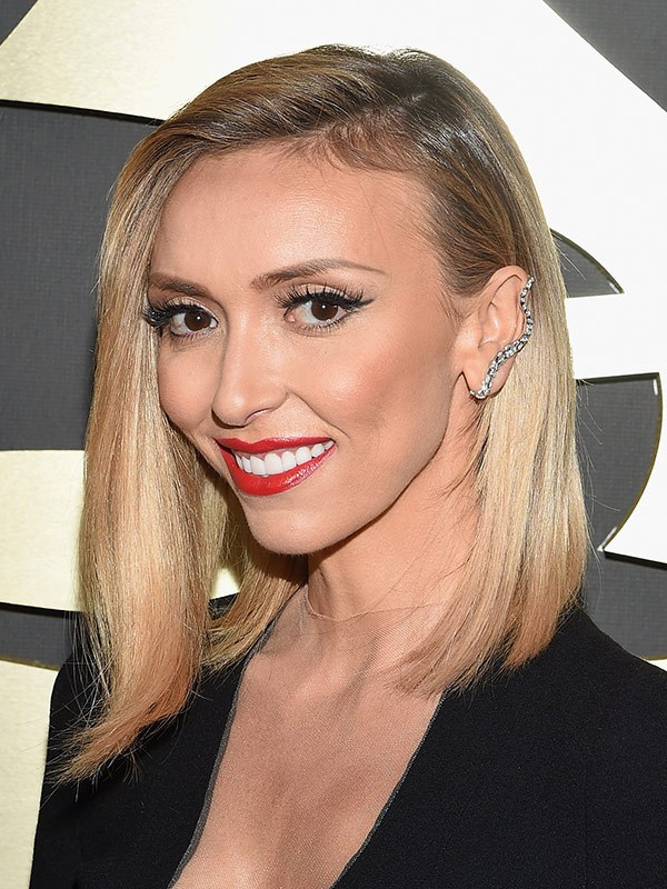 giuliana rancic grammys 2015 pictures