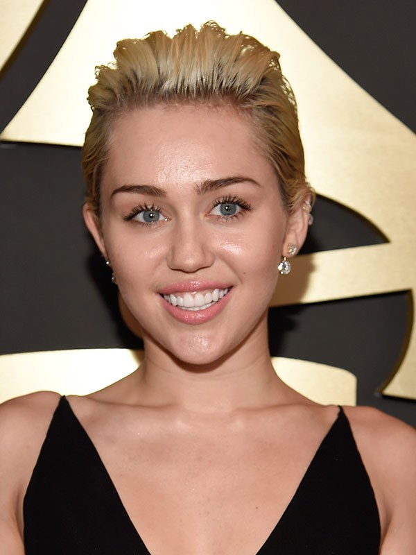 miley cyrus grammys 2015 pictures