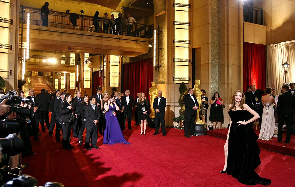 2015 Oscar Red Carpet