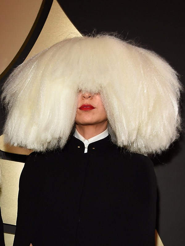 sia grammys 2015 pictures