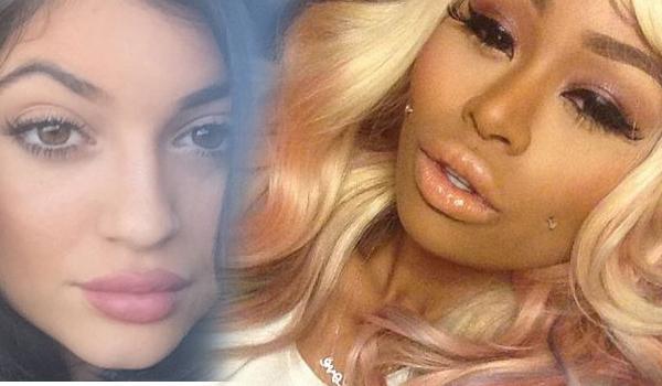 Kylie Jenner vs Blac Chyna