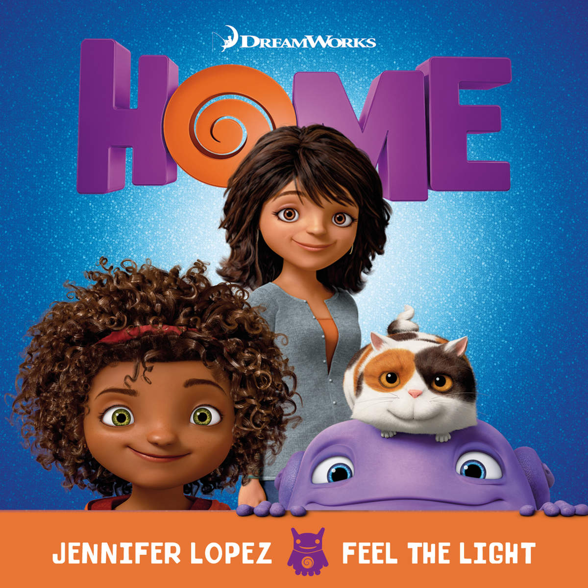 Home Animated film 2015