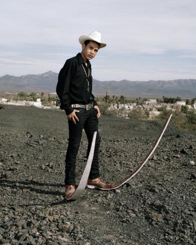 Mexico Long Horny Shoes