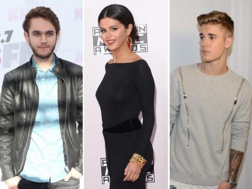 Selena Gomez-Zedd-Justin Bieber