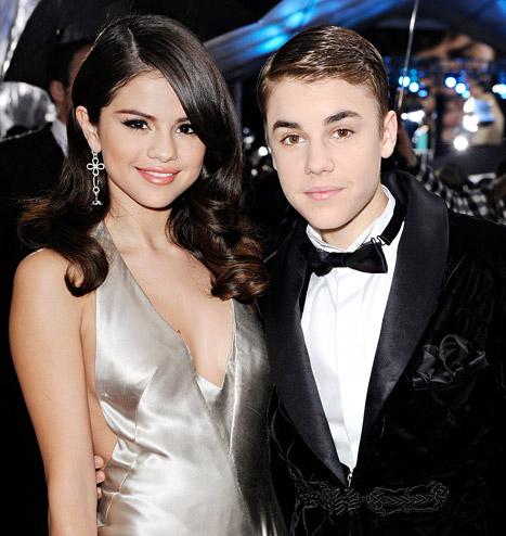 Selena Gomez and Justin Bieber Picture