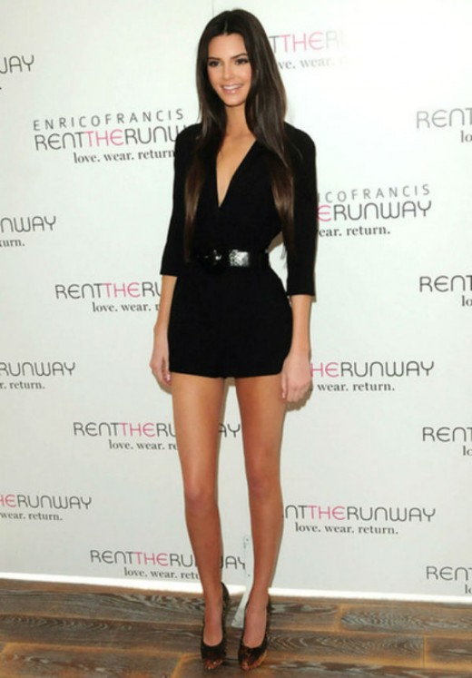 Kendall Jenner Hot Picture