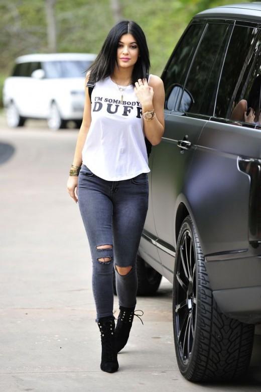 Kylie Jenner Hot Image