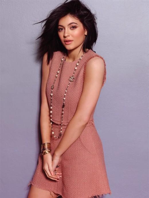 Kylie Jenner Remix Magazine