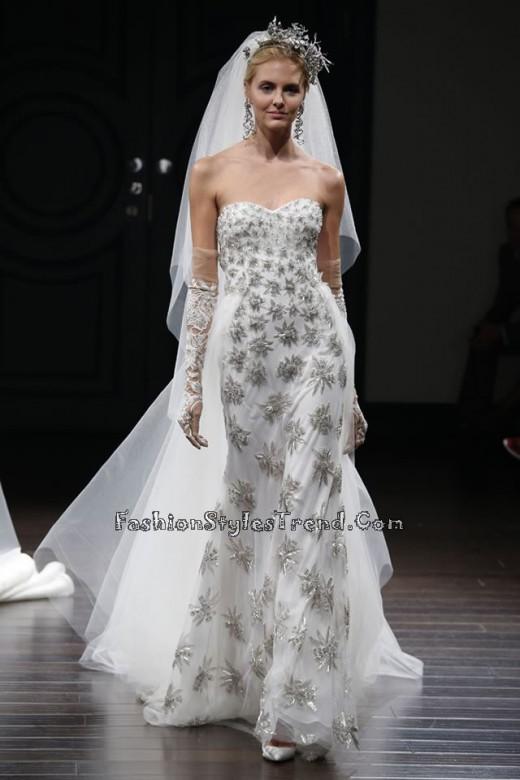 Naeem Khan Bridal Spring 2016 (12)