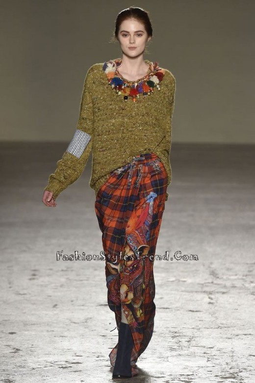 Stella Jean RTW Fall 2015 Collection (6)