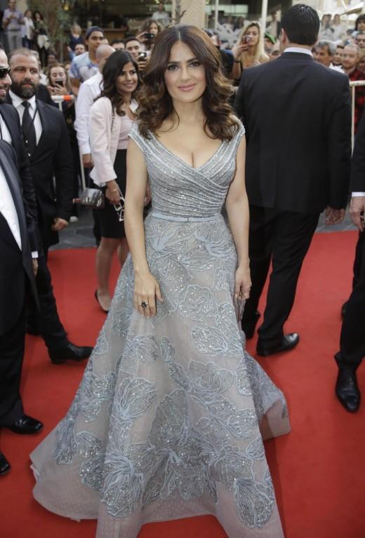 Salma Hayek Nice Look