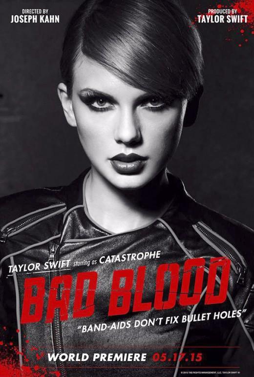 Taylor Swift Bad Blood Music Video Remix World Premiere