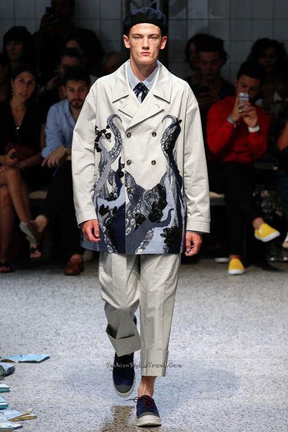Antonio Marras Spring 2016 Menswear Collection (1)