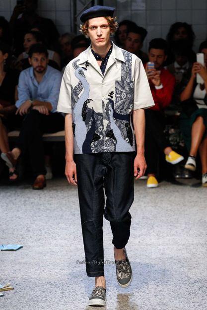 Antonio Marras Spring 2016 Menswear Collection (4)