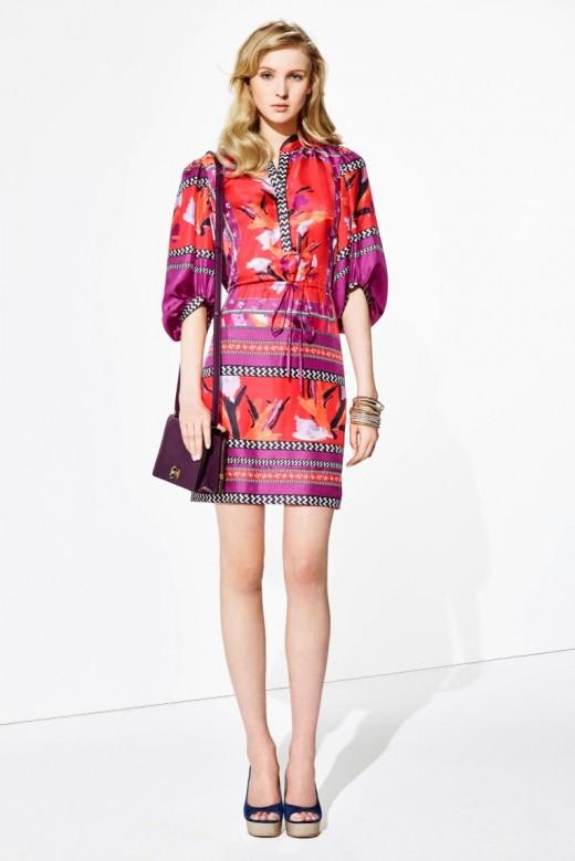 Diane von Furstenberg Resort 2016 Collection (22)