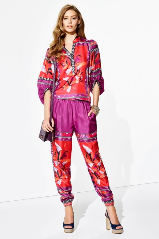 Diane von Furstenberg Resort 2016 Collection (24)