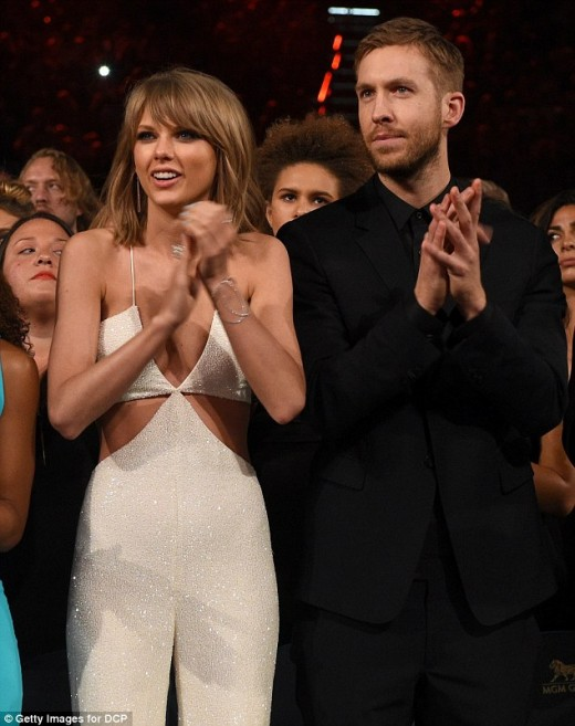 Calvin Harris and Taylor Swift Images