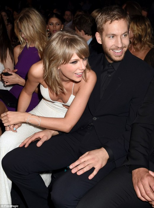 Calvin Harris and Taylor Swift Pictures
