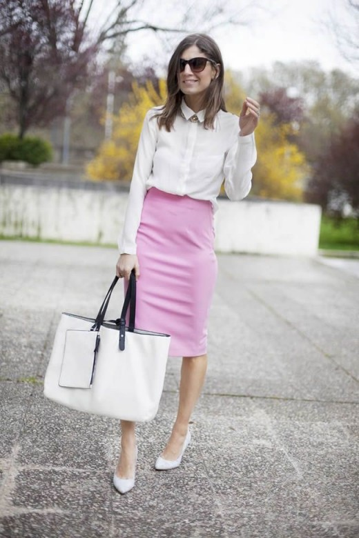 fashion tips to drape pencil skirt fashion style trends 2017