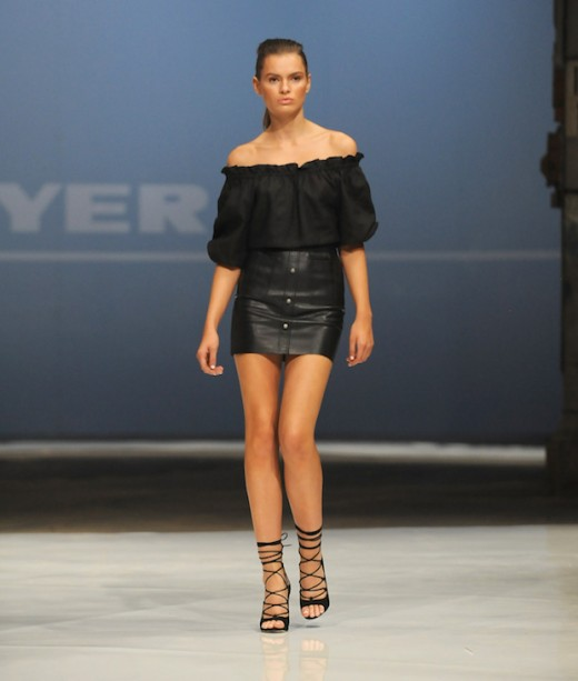Myer Spring 2015 Fashion Launch - Runway-3